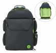 GeekOn! Ultimate Boardgame Backpack (Navy with Green)